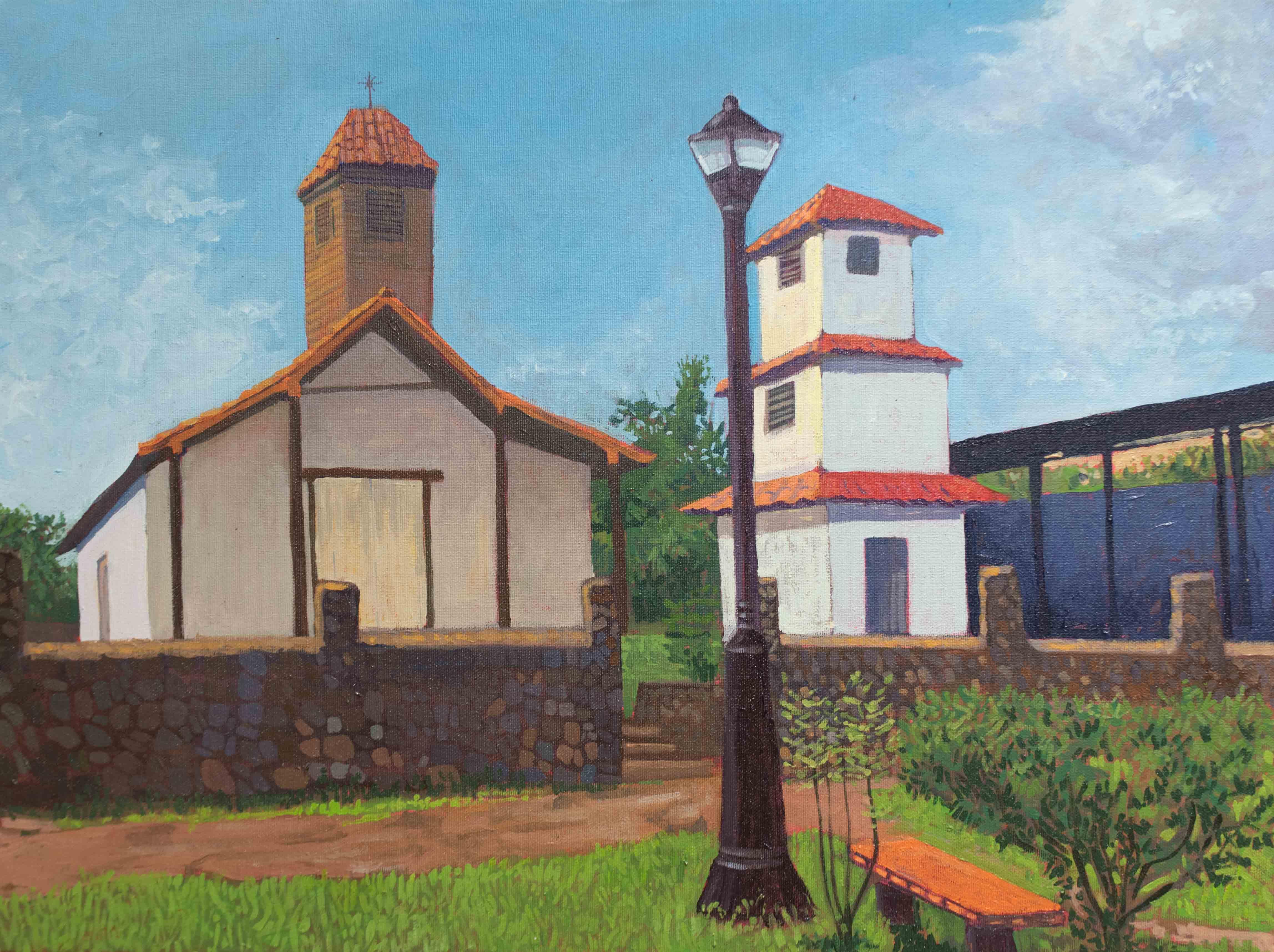 La ermita del Carmen de San Miguel